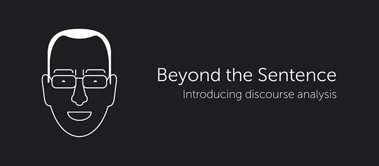 Scott Thornbury: Beyond the Sentence