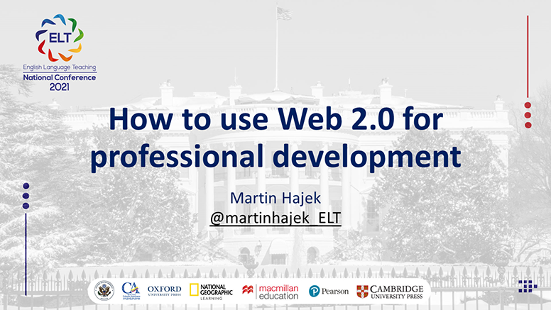 How to use Web 2.0 for professional development